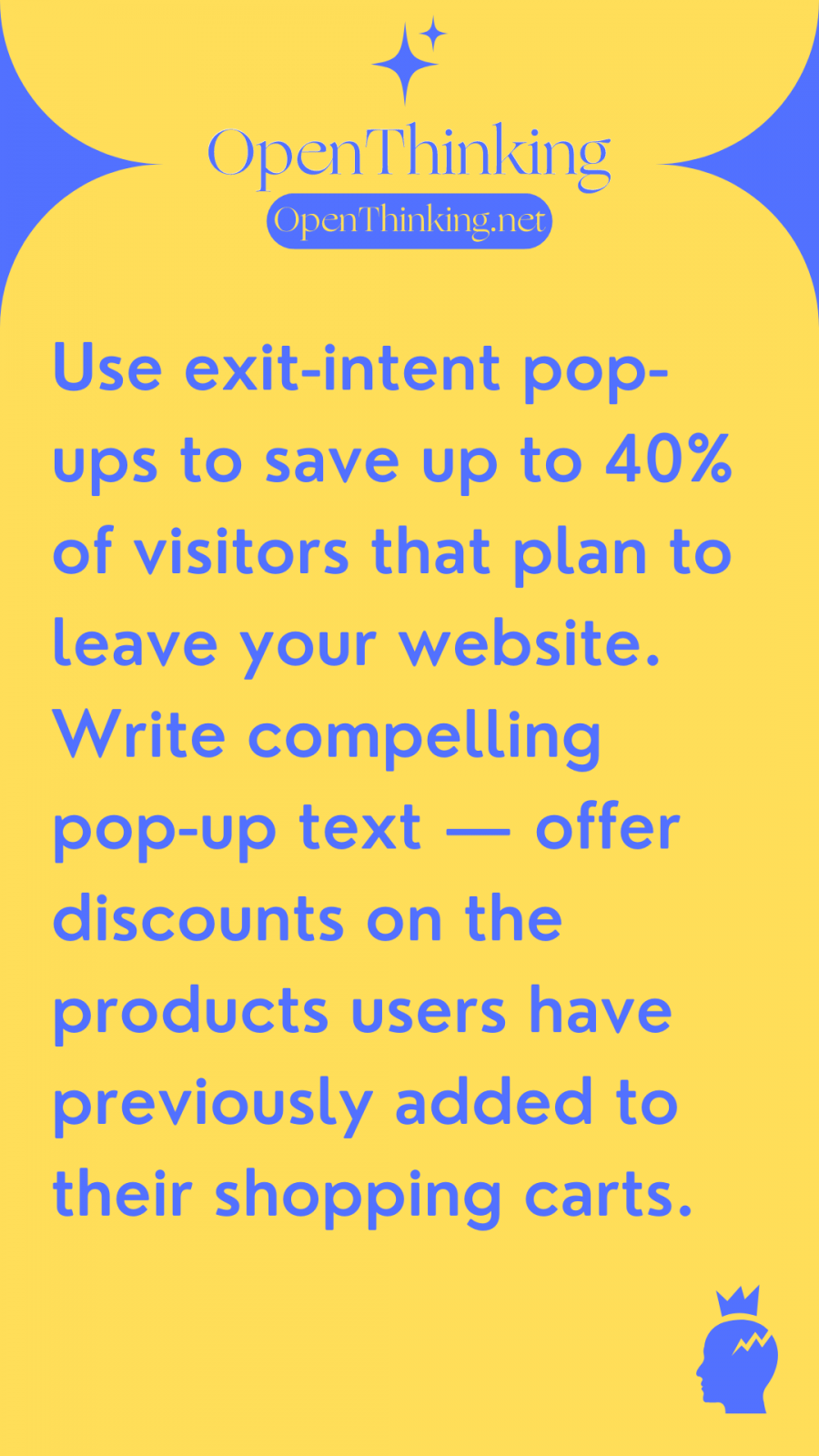 Shopify eCommerce guide exit popup