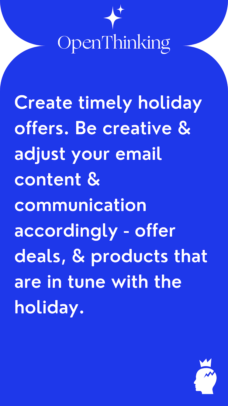 Shopify growth hacking guide holiday offers