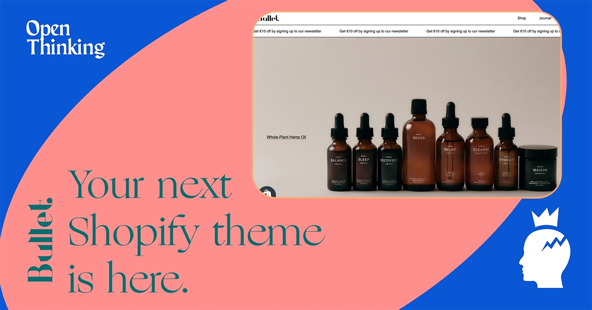 fast, minimal, responsive, highly customizable Shopify theme